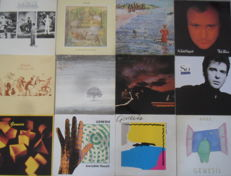 Genesis and Singers : Lot of 12 Albums