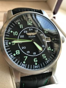 "Poljot ""Aviator""/Russian Military Mechanical WristWatch/Air Force Military Style/Never Vorn!"