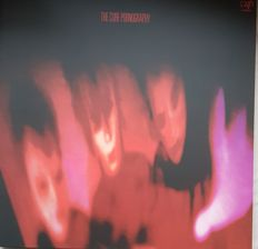 The Cure A Lot 2 Lps  Pornograhy (Japanese pressing) + Three Imaginary Boys