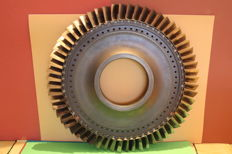 Complete 3 stage disc from Rolls - Royce Avon for Caravelle