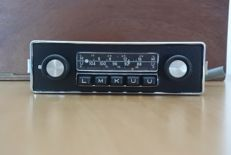 Blaupunkt Frankfurt classic car radio with FM - 1969