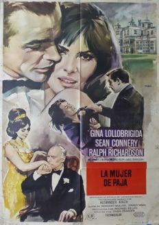 Mac - La Mujer de Paja (Woman of Straw; Gina Lollobrigida, Sean Connery) - 1964