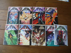 Battle Of The Planets - Top Cow / Image Comics - Complete Set + More -  17x sc (2002)