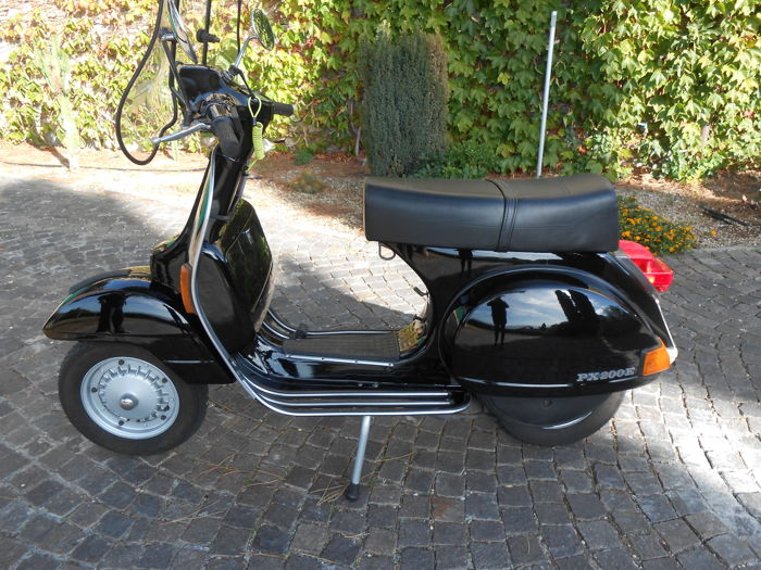 piaggio vespa px 200 e 1982 catawiki. Black Bedroom Furniture Sets. Home Design Ideas