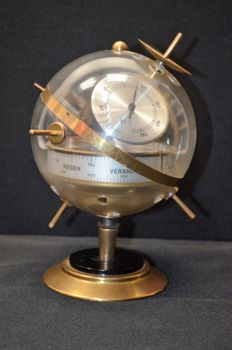 Sputnik Weather station B.G.M, 2nd half of the 20th century, West Germany