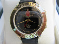 Rare 'NOVET POLJOT MOCKBA MOSCOW' - Russian mechanical watch with alarm - Vintage men's timepiece