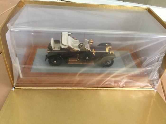 "Ilario - Scale 1/43 - Rolls-Royce Silver Ghost 1910 ""Balloon car"""