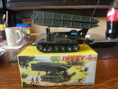 Dinky Toys-France - Scale 1/48 - Tank AMX removable bridge builder No.883