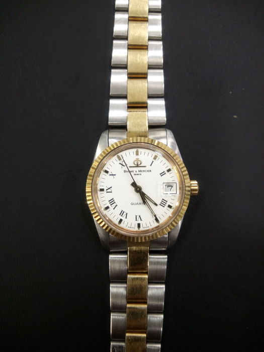 Baume & Mercier timepiece, 1980s, reference number 4188