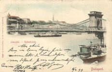 Hungary 61 x-various places including: Budapest-street scenes and points of interest-period:1900/1935