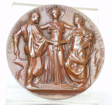 Jules Lagae for Wolfers - Medaille