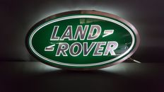 Land Rover - Neon sign - circa 2000