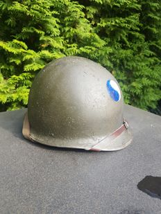 29th Infantry Division M1 Helmet Replica