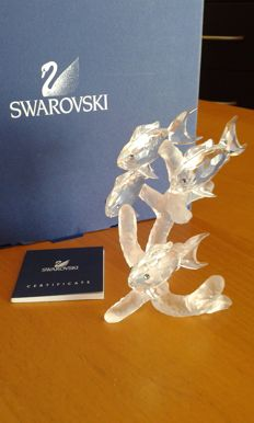 Swarovski - School of fish