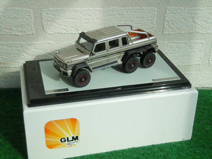 GLM Models - Scale 1/43 - Mercedes-Benz AMG G63 6x6