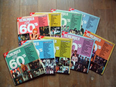 Remember the 60's complete collection of 9 vinyl albums
