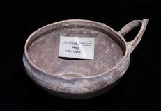 "Ancient Cypriot ""Milk Bowl"" - Diameter: 20 cm"