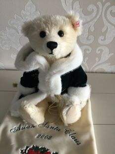 Steiff Asian Christmas Bear - EAN 675812 - Duitsland