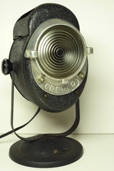 Industrial - Cremer Spotlight - France - approx.1950
