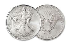 United States - 1 Dollar 2010 - 1 oz 999 Silver