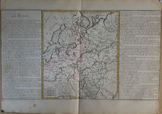 Russia, Tartaria; Clouet - two maps - 1768