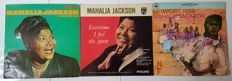 VA Jazz items with Mahalia Jackson and Dinah Washington