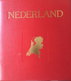 The Netherlands 1852/1944 – Collection in Importa album