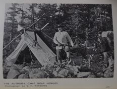 F.C. Selous - Recent Hunting Trips in British North America - 1909