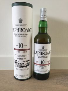 Laphroaig -  10 years old - Cask Strength Batch 008
