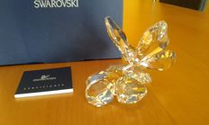Swarovski - Butterfly on a flower