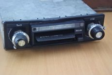 Philips (Radiola) 22RN342/22 classic GO-PO radio / cassette player - STEREO - 1975
