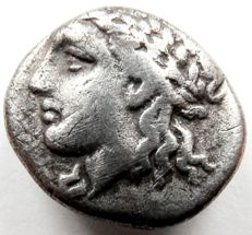 Ancient Greece – Silver half Siglos of Abydos, Troas (Asia Minor), circa 350–325 A.D.