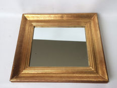 Mirror with Gold Frame, second half 20th century