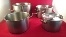 Dick Simonis for Gero – Set of pots and pans, model 5851