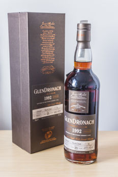 Glendronach 1992 25 yers old Cask: 52 - Single Cask - Batch 15