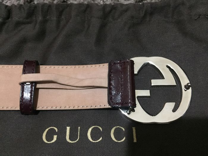 Gucci Belt Serial Number >> Unisex Gucci Belt Catawiki