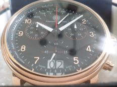 Constantin Durmont – Chronograph – Rose gold plated – 2017, never worn