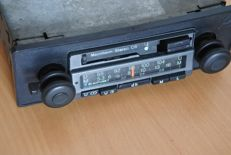Blaupunkt Mannheim Stereo CR car radio with cassette from the 1970s