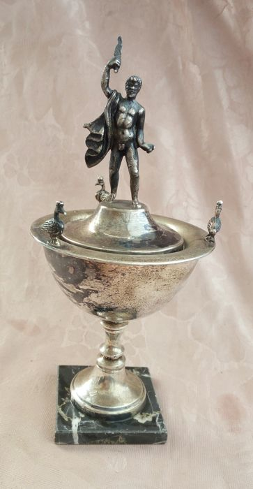 Silver Cup Italy 1950