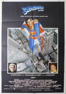 Anonymous - Superman el Film - (Superman: The Movie; Christopher Reeve)-1979