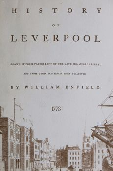 William Enfield - History of Leverpool - 1973