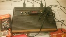Atari 2600 including 12 games