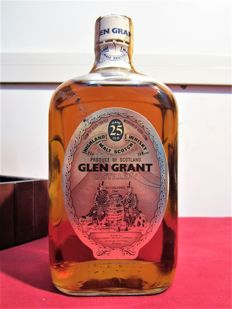 Glen Grant 25 years old Director's Reserve - bottled early 1980s - OB