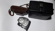 """ SVEMA ""  - Very Rare USSR-1960's. High-class refliex film-camera "" SVEMA "" with accessories + camera ""Moscow-5 "" 1956-1960."
