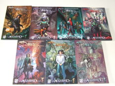The Darkness : Accursed - Volumes 1-7 - 7x Trade Paperbacks - 1st Edition - (2009/2012)