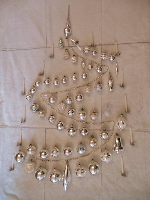oldantique christmas ornaments and christmas decorations 69 items