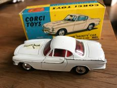 Corgi Toys - Scale 1/436 - The Saint's Car Volvo P 1800 No.258