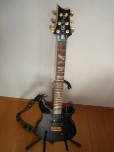 Electric guitar-PRS SE model Paul Allander-120029-Korea-unknown