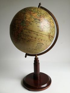 Earth globe by D.R. Neuse