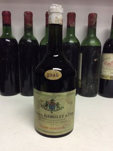 1945 Arthur Barolet & Fils Vosne-Romanee, Cote de Beaune,Burgundy, France, 1 bottle 0,75l